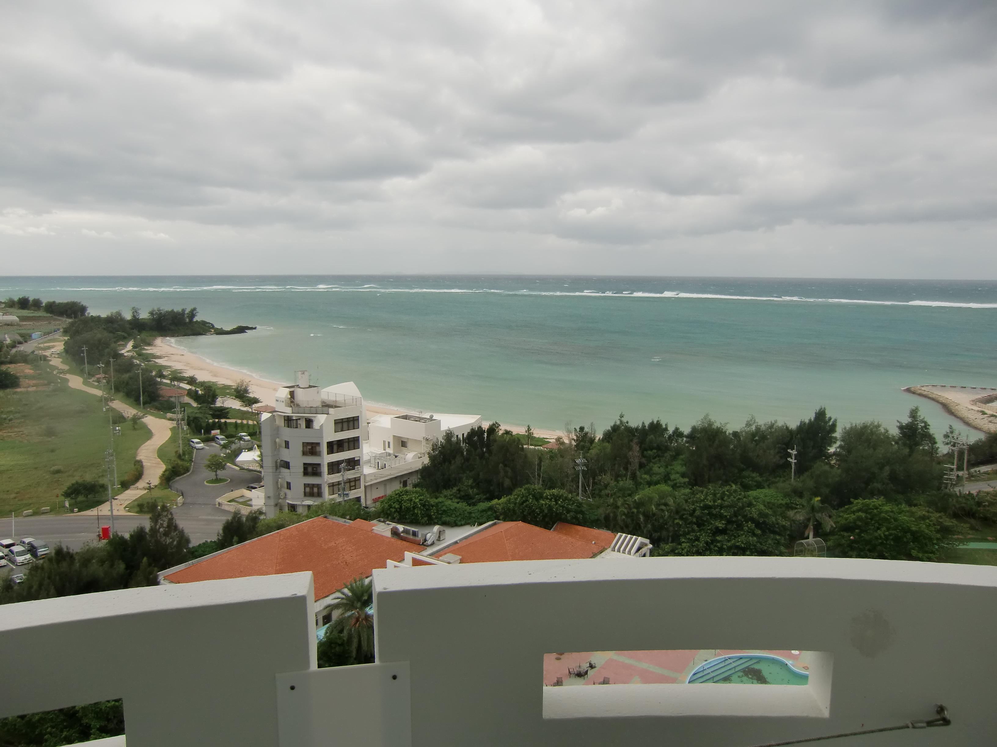 沖縄のホテルは家族の思い出の場所です。