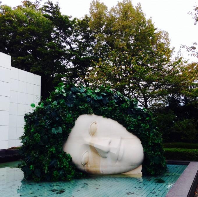彫刻の森美術館はおすすめです。